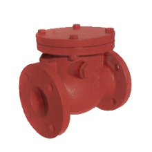CI-Swing-Check-Valve