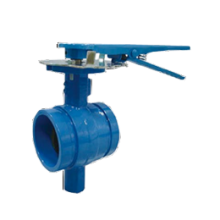 Grooved-Butterfly-Valve-lev