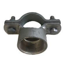 Double Bolted Clamp with Socket