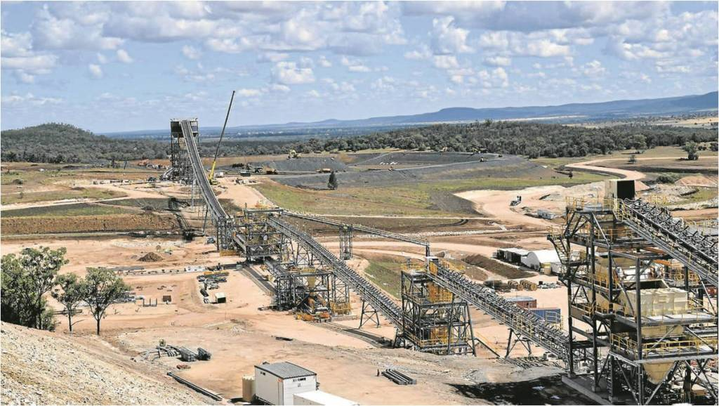Whitehaven Coal Maules Creek Mine CCP Project