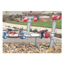 Suction Booster Backflow