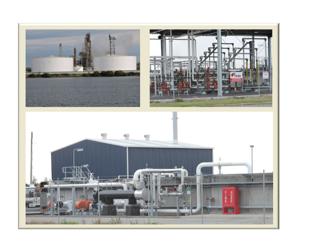 Park Fuels Depot – Kooragang Island, Newcastle