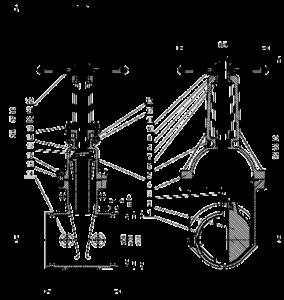 Aleum OSY Gate Valve Grooved Spec